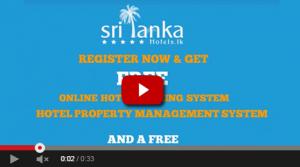 Free Hotel Reservation system in Sri Lanka