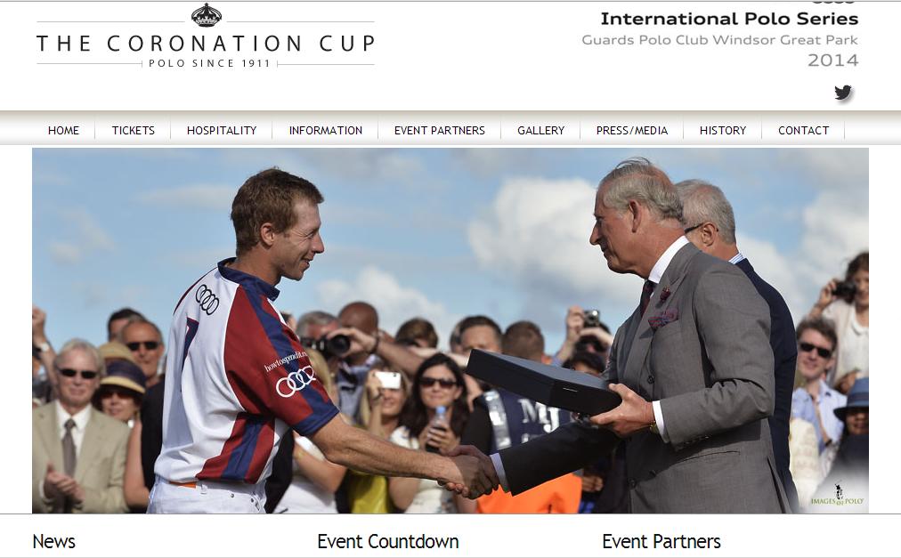 CORONATION CUP POLO.COM