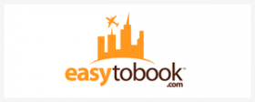 easytobook logo online hotel booking manager