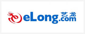 elong logo online hotel booking manager