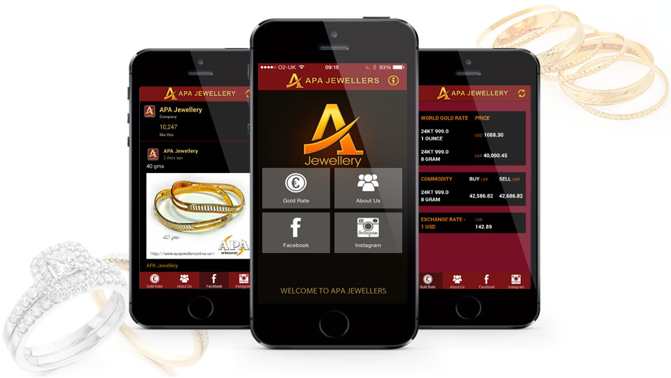 jewellery design software for mobile