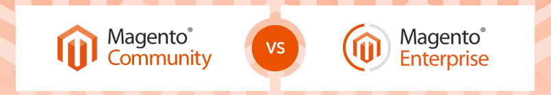 Magento Community Vs Magento Enterprise Comparison