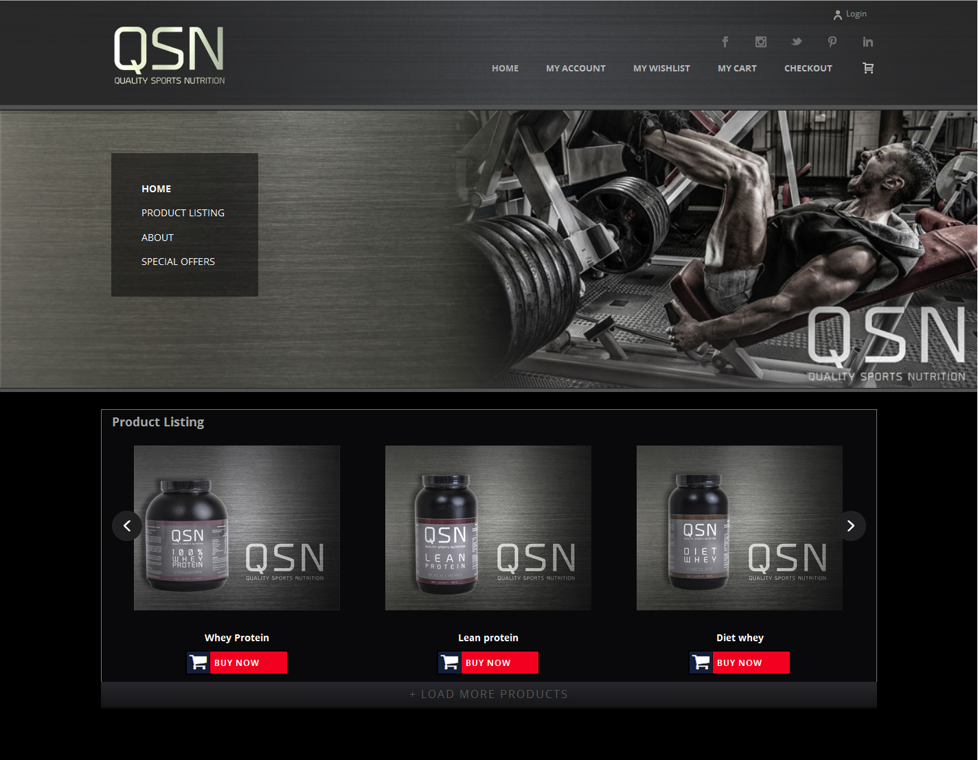 QSN SUPPLEMENTS - qsnsupplements.com