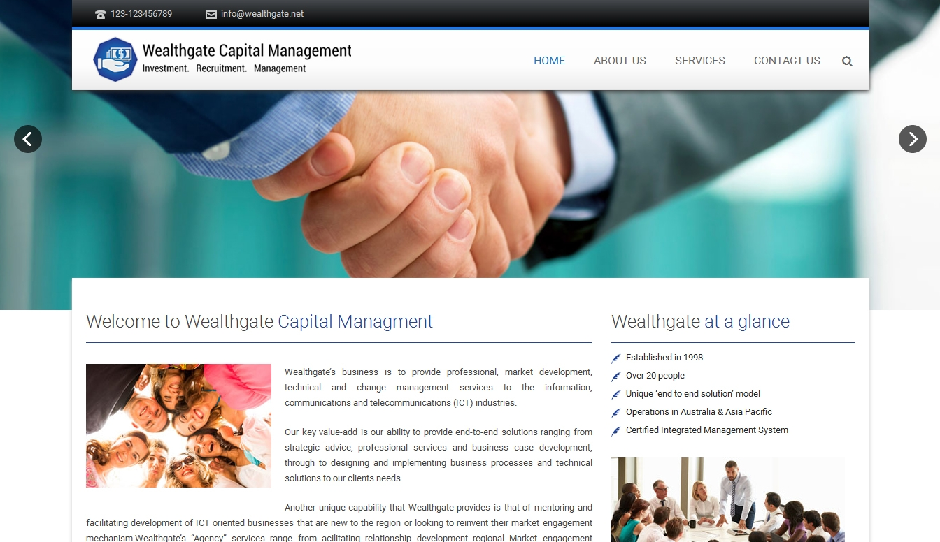 MANAGEWEATH CHINA- managewealth.cn.com