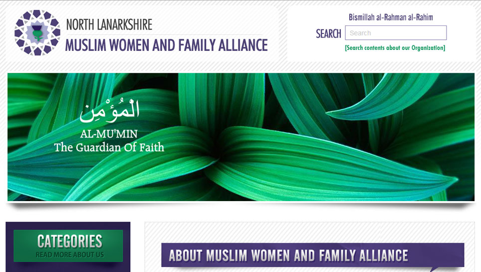 MUSLIM WOMEN ALLIANCE - nlmuslimwomenalliance.co.uk