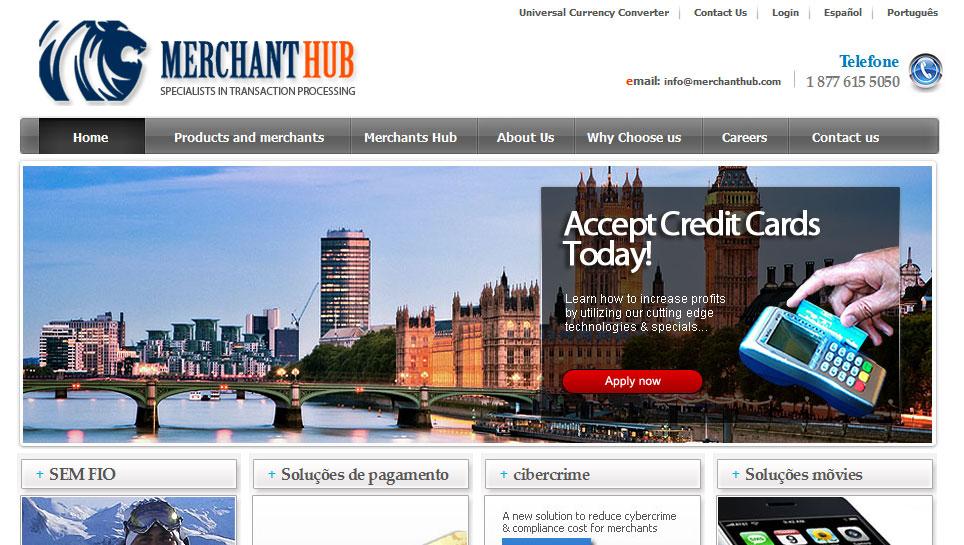 MERCHANT HUB - merchanthub.com