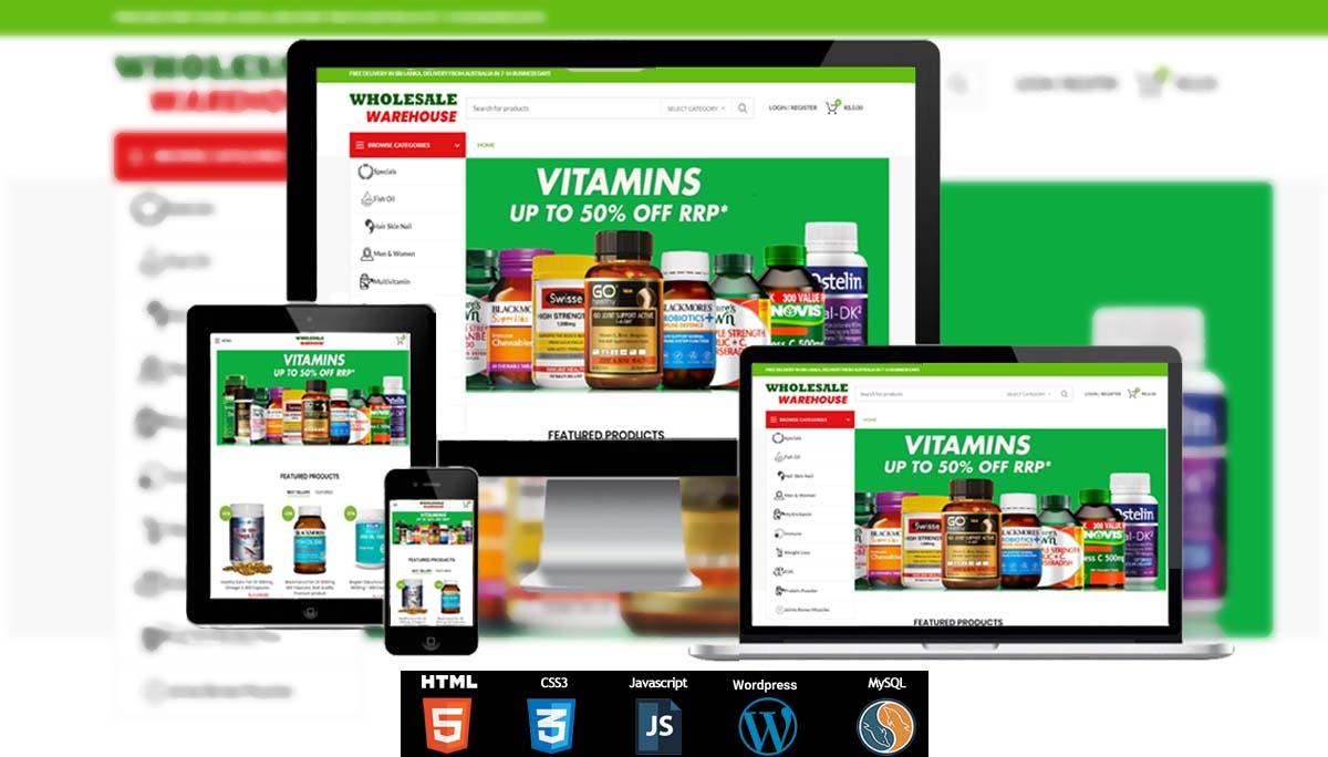 Wholesale Warehouse - wholesalewarehouse.lk